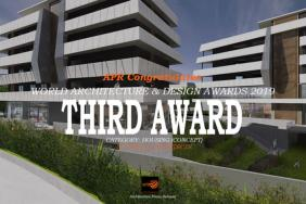 World Architecture & Design Awards 2019/Third award