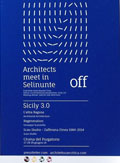Architects meet in Selinunte | OFF | Sicily 3.0